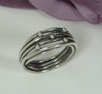 ring eigen collectie sieraden atelier eveline uithuizen